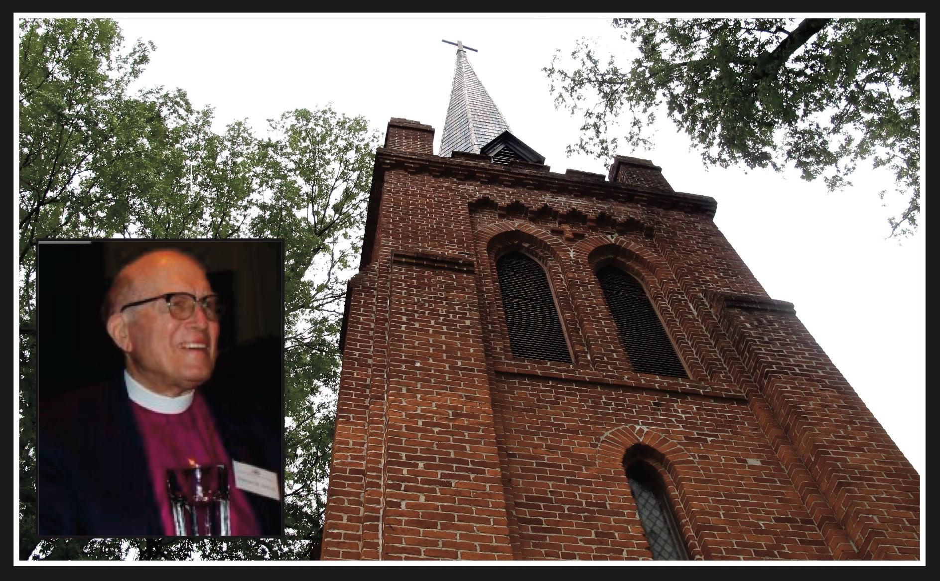 Bishop Gray in Natchez, 2014; St. Peter's Oxford.